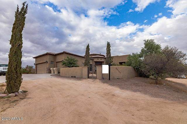 30111 N 166TH Place, Scottsdale, AZ 85262 (MLS #6167246) :: Service First Realty