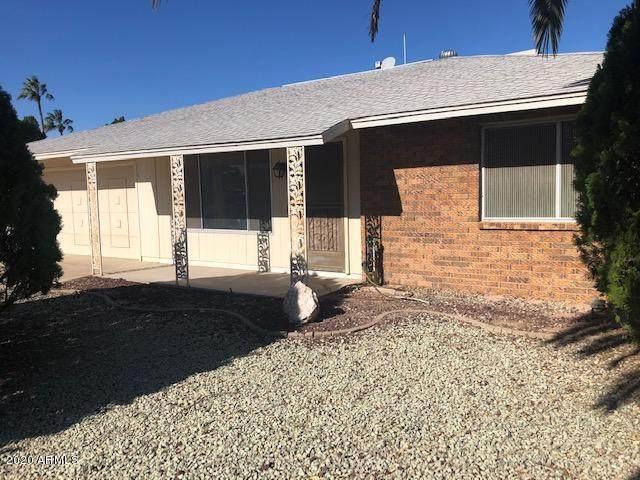 10334 W Pine Springs Drive, Sun City, AZ 85373 (MLS #6167281) :: Homehelper Consultants