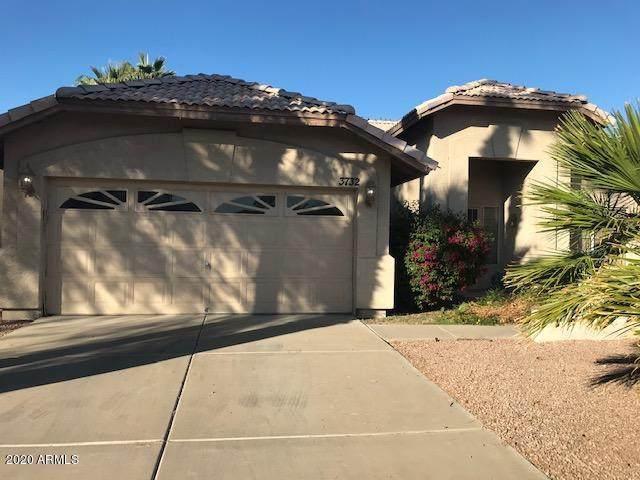 3732 W Megan Street, Chandler, AZ 85226 (MLS #6167367) :: Long Realty West Valley