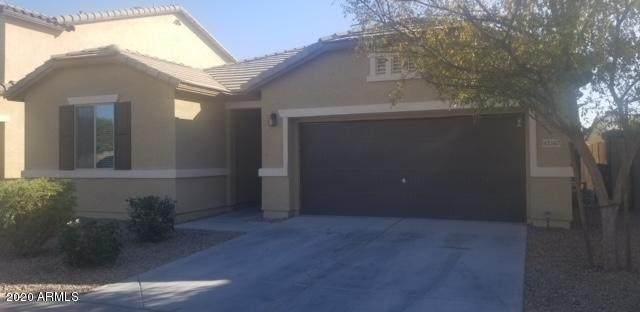 42167 W Cheyenne Drive, Maricopa, AZ 85138 (MLS #6167376) :: Homehelper Consultants