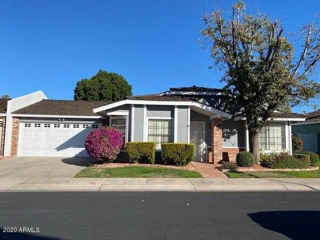 222 E Danbury Road, Phoenix, AZ 85022 (MLS #6167541) :: BVO Luxury Group