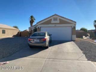 1081 W 21st Ave Avenue, Apache Junction, AZ 85120 (MLS #6167553) :: Midland Real Estate Alliance