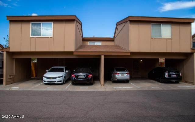 12445 N 21ST Avenue #22, Phoenix, AZ 85029 (MLS #6167612) :: Service First Realty