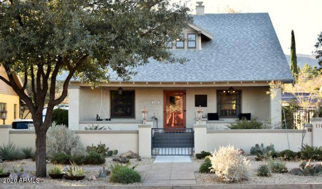 119 W Vista Street, Bisbee, AZ 85603 (MLS #6168291) :: The W Group