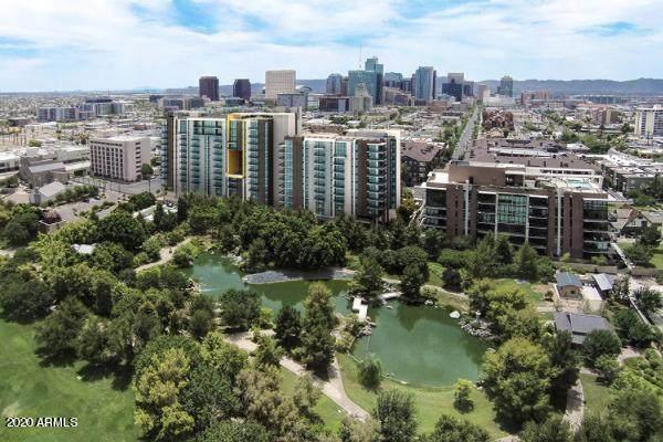 200 W Portland Street #1120, Phoenix, AZ 85003 (MLS #6170733) :: Maison DeBlanc Real Estate