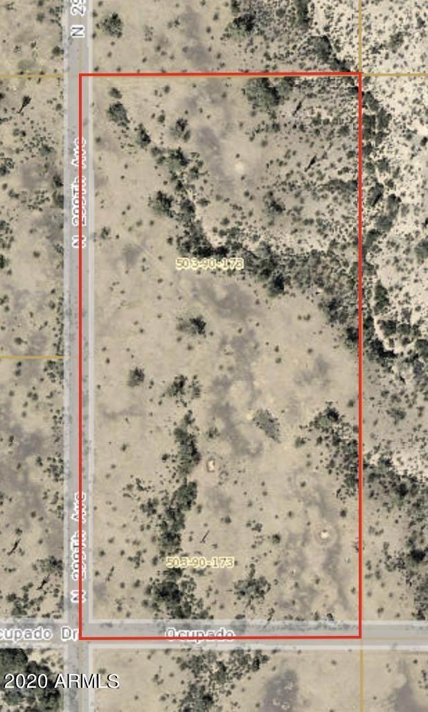 29900 W Occupado Drive, Wittmann, AZ 85361 (MLS #6171001) :: The Ellens Team
