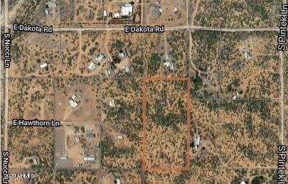 TBD Tbd, Hereford, AZ 85615 (MLS #6171019) :: Conway Real Estate