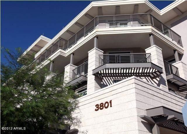 3801 N Goldwater Boulevard #208, Scottsdale, AZ 85251 (MLS #6172461) :: Maison DeBlanc Real Estate