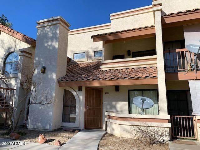 4545 N 67TH Avenue #1443, Phoenix, AZ 85033 (MLS #6172563) :: The Riddle Group