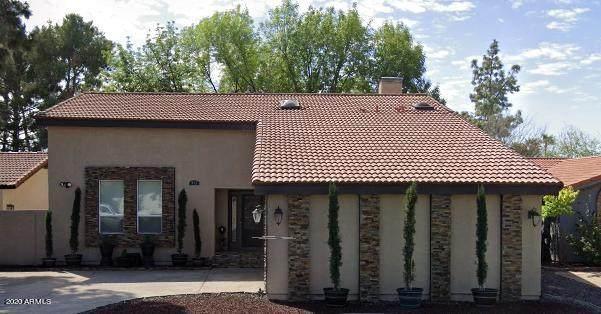 933 E Driftwood Drive, Tempe, AZ 85283 (MLS #6172953) :: Howe Realty