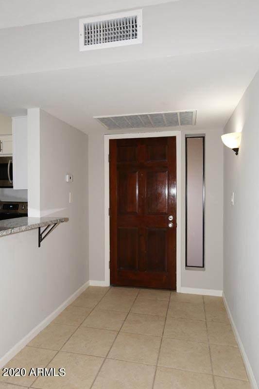 9275 E Mission Lane #105, Scottsdale, AZ 85258 (MLS #6175269) :: Maison DeBlanc Real Estate