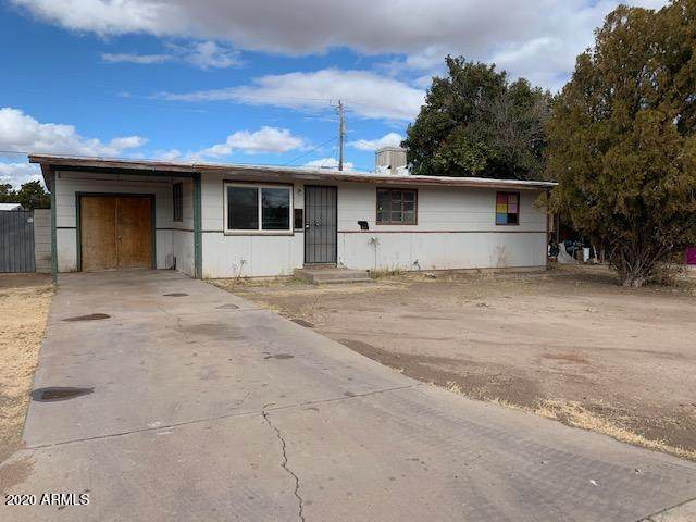 119 E Yuma Street, Huachuca City, AZ 85616 (MLS #6175324) :: The Riddle Group