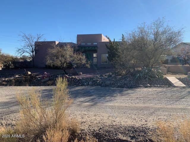 701 Mescal, Clarkdale, AZ 86324 (MLS #6176079) :: The Laughton Team