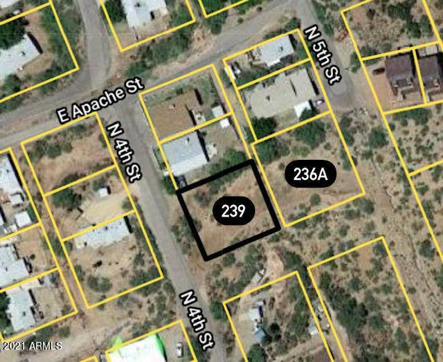 0000 N 4TH Street, Globe, AZ 85501 (MLS #6177029) :: D & R Realty LLC