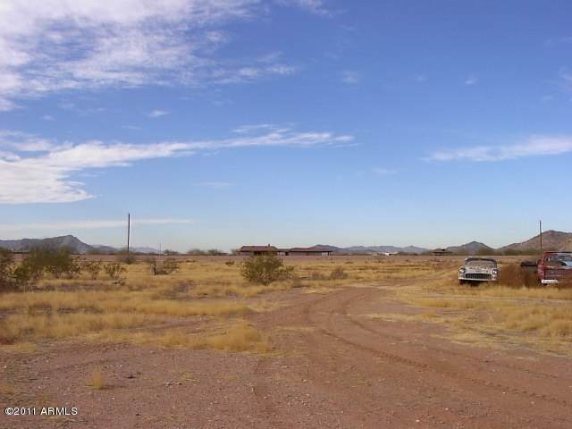 0 W Teel (South /West1 Parcel) Road, Maricopa, AZ 85139 (MLS #6178543) :: neXGen Real Estate