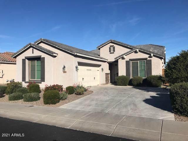 25964 W Tonopah Drive, Buckeye, AZ 85396 (MLS #6179403) :: Long Realty West Valley
