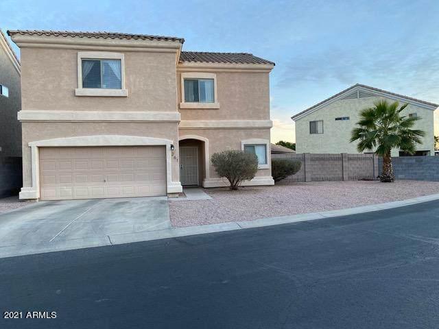 261 N Valle Verde Drive, Apache Junction, AZ 85120 (MLS #6179519) :: The Laughton Team