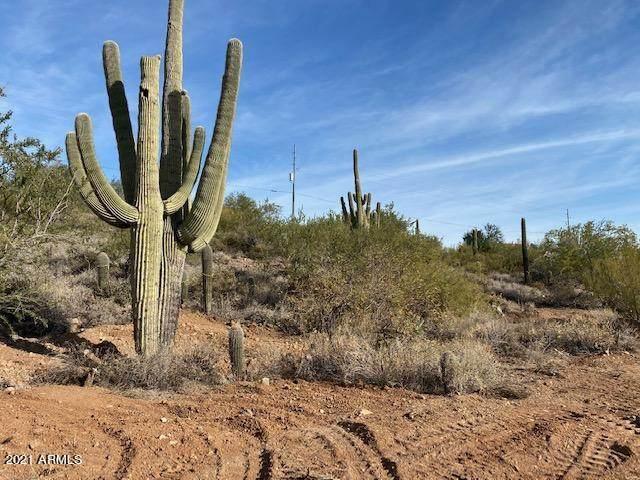 0 E Cactus Cove, Black Canyon City, AZ 85324 (MLS #6179978) :: Yost Realty Group at RE/MAX Casa Grande