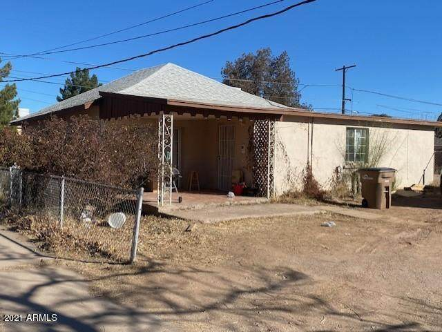 511 C Avenue, Douglas, AZ 85607 (MLS #6180758) :: Long Realty West Valley