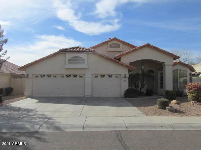 20968 N 96TH Lane, Peoria, AZ 85382 (MLS #6181010) :: Arizona Home Group
