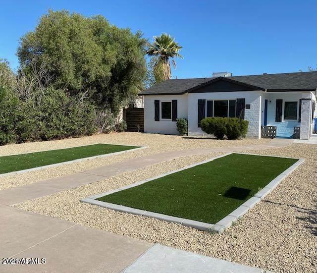 817 E Weldon Avenue, Phoenix, AZ 85014 (MLS #6181146) :: My Home Group