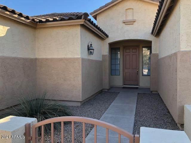 19327 E Reins Road, Queen Creek, AZ 85142 (MLS #6181650) :: Balboa Realty