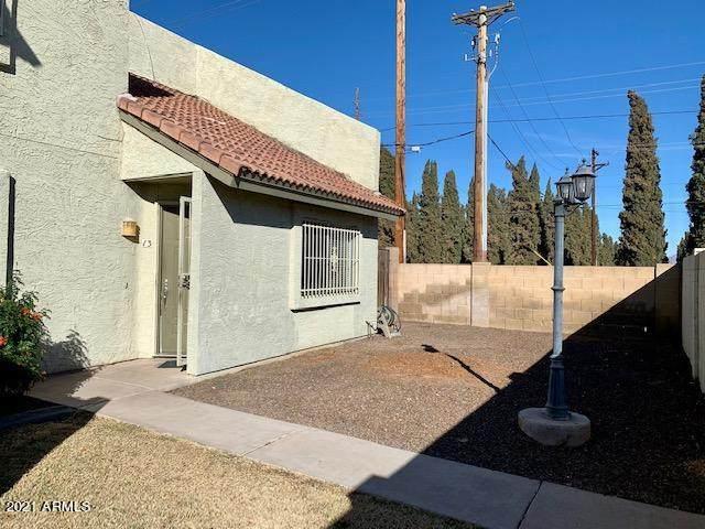 222 W Brown Road #13, Mesa, AZ 85201 (MLS #6181907) :: Arizona Home Group