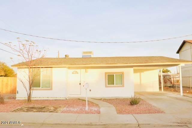 5 N 92ND Avenue, Tolleson, AZ 85353 (MLS #6181908) :: The Luna Team