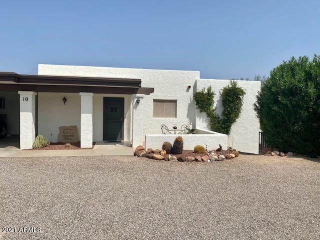 100 N Lazy Fox Road #10, Wickenburg, AZ 85390 (MLS #6182052) :: The Daniel Montez Real Estate Group