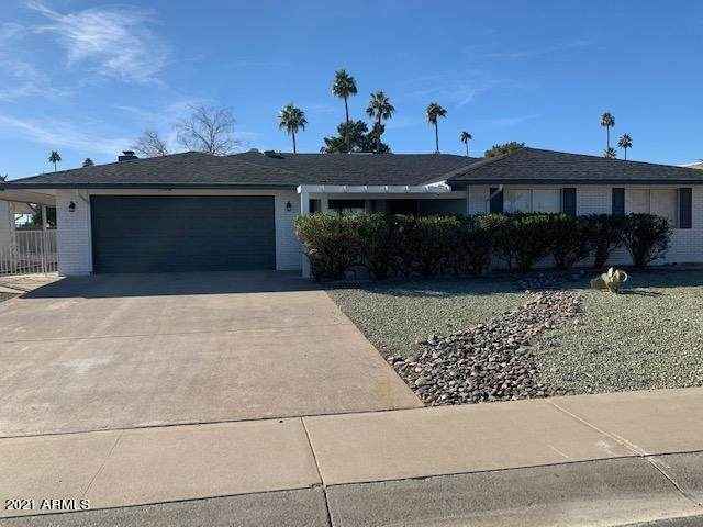 15414 N Bowling Green Drive, Sun City, AZ 85351 (MLS #6182208) :: Sheli Stoddart Team | M.A.Z. Realty Professionals