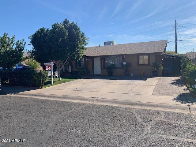 3631 W Flower Street, Phoenix, AZ 85019 (MLS #6182256) :: Openshaw Real Estate Group in partnership with The Jesse Herfel Real Estate Group