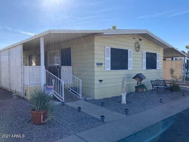 4065 E University Dr #380, Mesa, AZ 85205 (MLS #6182317) :: The C4 Group
