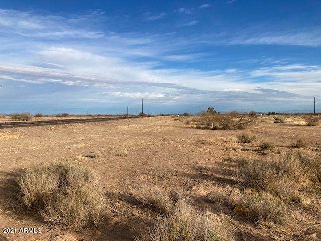 0 N Hwy 87, Coolidge, AZ 85128 (MLS #6182837) :: The Daniel Montez Real Estate Group