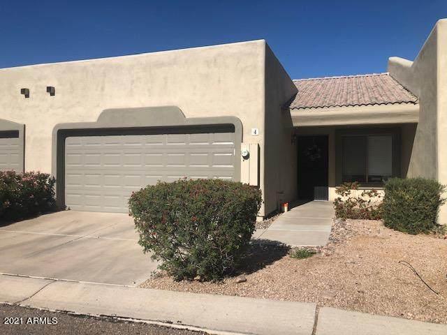 64 N 63RD Street #4, Mesa, AZ 85205 (MLS #6183442) :: Keller Williams Realty Phoenix