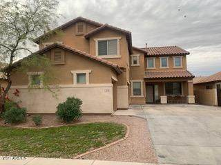 8210 S 45TH Lane, Laveen, AZ 85339 (MLS #6183472) :: West Desert Group | HomeSmart