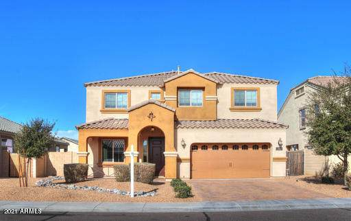 242 E Crescent Place, Chandler, AZ 85249 (MLS #6183891) :: West Desert Group | HomeSmart