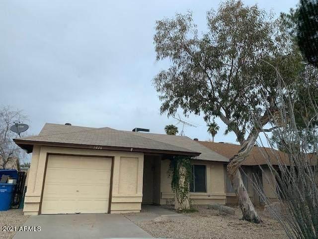 1826 E Grandview Road, Phoenix, AZ 85022 (MLS #6184822) :: CANAM Realty Group