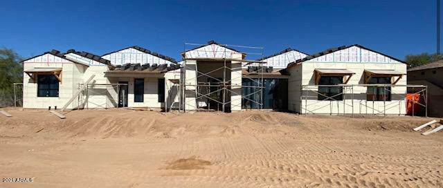 10617 E Laurel Lane, Scottsdale, AZ 85259 (MLS #6185881) :: The Riddle Group
