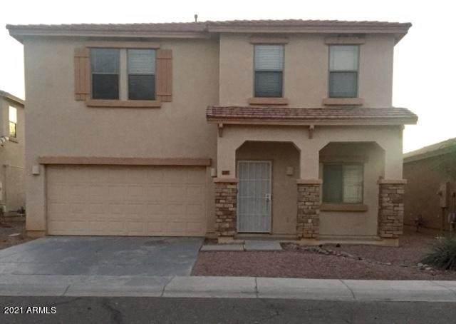 2207 N 92ND Glen, Phoenix, AZ 85037 (MLS #6188800) :: Yost Realty Group at RE/MAX Casa Grande