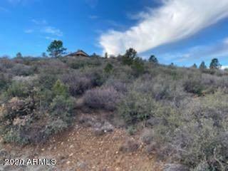 17874 S Juniper Drive, Peeples Valley, AZ 86332 (MLS #6189166) :: The Laughton Team