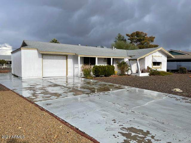 10250 W El Dorado Drive, Sun City, AZ 85351 (MLS #6189579) :: Yost Realty Group at RE/MAX Casa Grande