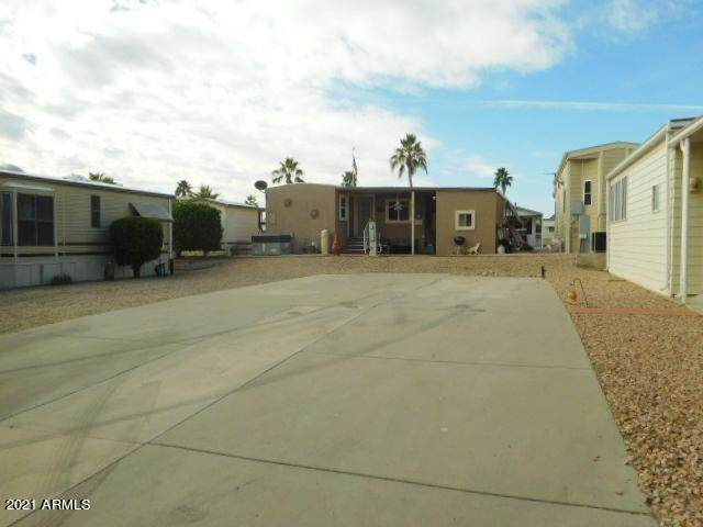 17200 W Bell Road, Surprise, AZ 85374 (MLS #6189849) :: Long Realty West Valley