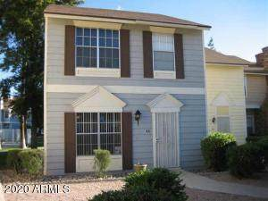 1970 N Hartford Street #46, Chandler, AZ 85225 (MLS #6192379) :: The Dobbins Team