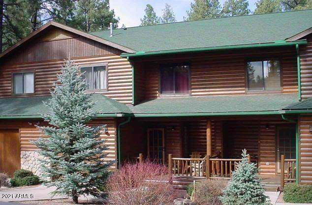 3938 Quail Run, Pinetop, AZ 85935 (MLS #6193679) :: NextView Home Professionals, Brokered by eXp Realty