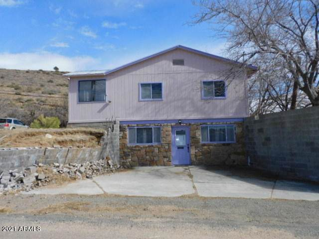23253 S Crestview Drive, Yarnell, AZ 85362 (MLS #6193836) :: Yost Realty Group at RE/MAX Casa Grande