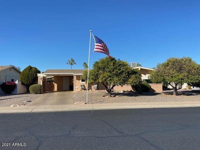 10234 W Camden Avenue, Sun City, AZ 85351 (MLS #6194074) :: Yost Realty Group at RE/MAX Casa Grande
