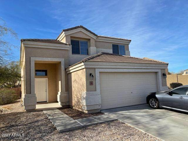 1766 S 217TH Avenue, Buckeye, AZ 85326 (MLS #6194758) :: Yost Realty Group at RE/MAX Casa Grande
