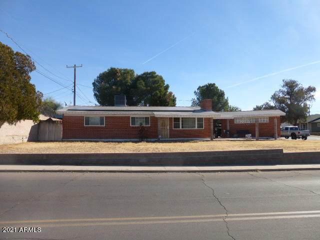 218 W Hartford Road, Kearny, AZ 85137 (MLS #6194945) :: Yost Realty Group at RE/MAX Casa Grande
