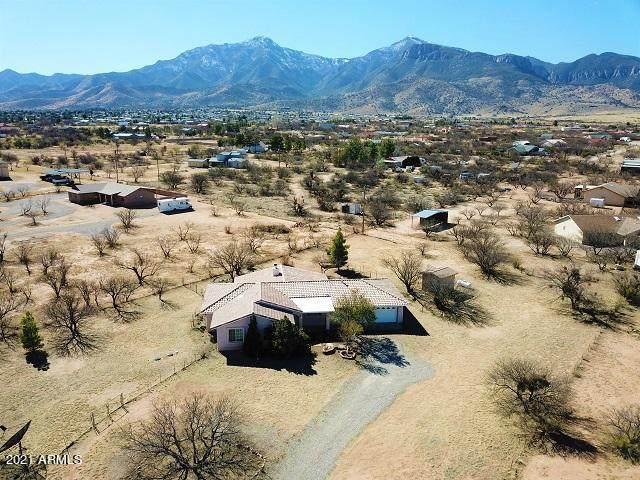 6466 S Jaxel Road, Hereford, AZ 85615 (MLS #6194998) :: Yost Realty Group at RE/MAX Casa Grande