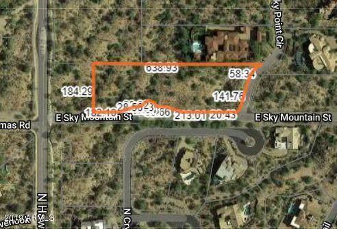 3616 N Sky Point Circle, Mesa, AZ 85207 (MLS #6195346) :: The Helping Hands Team